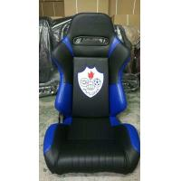 Best High Performance Black Racing Seats , Fabric PVC Racing Seat JBR1042 Serise wholesale