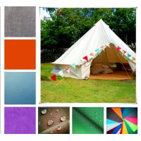 China PVC/PU Coated Oxford Fabric for Tent / Outside Tent on sale