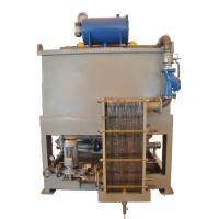 Best 380AVC Magnetic Ore Separator , Automatic Magnetic Separators For Slurry wholesale