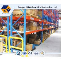 Customized Pallet Rack Storage Systems With Steel Q235 ISO9001 SGS CE