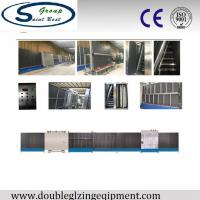 China Insulating Glass Making Machine,Automatic Double Glazing Production Line on sale