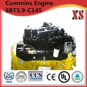 Cummins construction diesel engine 6BT5.9-C145