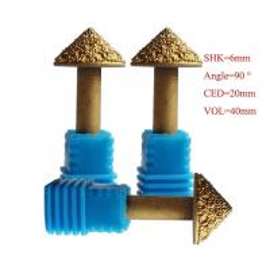 China 10mm 3D Diamond Diamond Sculpture Carving Tools Metallurgical Melt Diamond Tools on sale