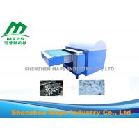 Buy cheap 380v / 220v Voltage Sponge Cutting Machine Improve Working Efficiency from wholesalers