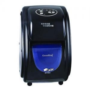 Best Ultraviolet ray sterilizing Paper towel Dispenser / sensor paper holder /auto paper cutting Touchles wholesale