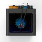Best 35kg Creatbot Dx Plus 3d Printer , High Accuracy 3d Printer For Plastic Moulding wholesale