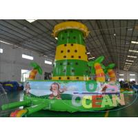 Best Popular Kids Inflatable Sport Game 4 Line Sewing For Running Track wholesale