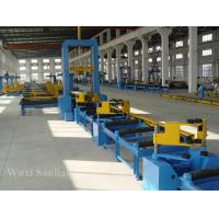 Best Automatic Hydraulic H-Beam Assembling Machine For Auto Centering And Spot Welding wholesale