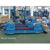 Quality Conventional Tank Turning Rolls / PU Wheels Welding Pipe Rollers HGK-40 wholesale