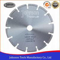 Best SGS 200mm General Purpose Diamond Saw Blades For Cutting Stone / Concrete wholesale