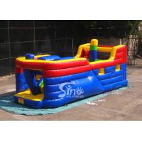 Best Kids commercial pirate ship inflatable obstacle course for outdoor and indoor interactive fun wholesale