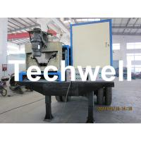 Best 17.7KW Electric Control K Span Arch Roof Roll Forming Machine For Large Span Roof wholesale
