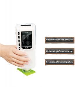 Best 8mm Apertrue Plastic Ceramic Paint Portable Chroma Meter wholesale