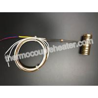 Best 280V 350W Brass Nozzle Coil Heaters For Hot Runner Mold  With Thermocouple wholesale