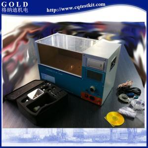 Best Easy Operation 100kV HV Insulating Oil Breakdown Voltage Tester wholesale