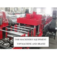 Best C Model Profile Roll Forming Machine / C Purlin Bending Machine , C Steel Roll Forming Machine wholesale