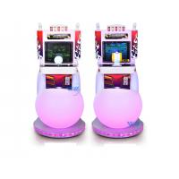 Buy cheap Video Racing Game For Kids 17 Inch Coin Operated Arcade Machines from wholesalers
