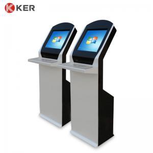 Best 1280*1024 KER 17 Inch Touch Screen Information Kiosk wholesale