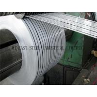 China 200S / 300S / 400S Polished Stainless Steel Strips , Spring Steel Strip on sale