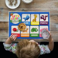 Best Disposable Stick-on Placemats Baby Placemat for Restaurant wholesale