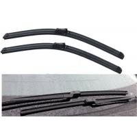 Best Push Button Adapter Frameless Universal Wiper Blades / Windscreen Wiper Replacement wholesale