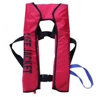 Best Solas Inflatable Life Vest Life Jackets with EC CCS certification inflatable life vest work life jacket wholesale