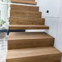 Cheap Modern Floating stair / Glass Staircase / Build Floating Staircase for sale