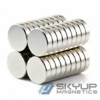 Best Industrial Custom Neo N52 Ndfeb Permanent Disc Magnets Rare Earth Neodymium Magnet wholesale
