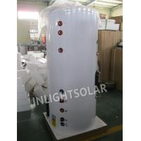 Best Residential Building Solar Heated Water Tank With Color Coated Galvanized Steel Outer Tank wholesale