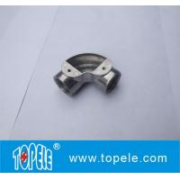 Quality TOPELE BS Two Way Through Circular Malleable Aluminum Junction Box, Galvanized Electrical Conduit Fittings wholesale