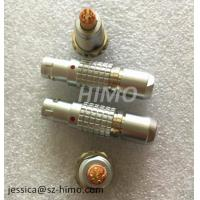 6pin male and female push pull transfer medical connectors 1B series lemo cable assembly for microphone