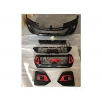 Best 4x4 Front Bumper Body Kits TRD Style For Toyota Hilux Revo Rocco wholesale