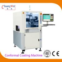 Quality 0.02mm Precision Conformal Automated Dispensing Machines IPC + Control Card wholesale