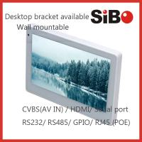 China In Wall Mounted Android Tablet PC With POE For Smart Home Control on sale