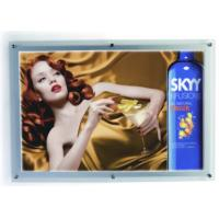 Cheap Custom Wall Mounted Led Light Window DisplayFor Photo Studio / Auto 4s Shops Advertising for sale