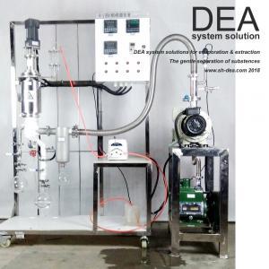 Best Heat Exchange Molecular Distillation Equipment Stainless Steel 316 With Volatile Components wholesale