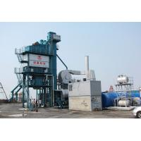 Best 45 Seconds Mixing Cycle Bitumen Mixing Plant , Remote Control Aggregate Asphalt Plant Equipment wholesale