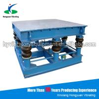 Best Electric alluvial gold ore shaking vibrator table for tile wholesale