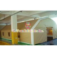 Best Large Tent  Inflatable for Group Camping Event , High Tarpaulin Closed Air Tent wholesale