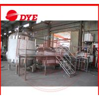 Best Electric Commercial Beer Brewing Equipment , Craft Distillery Equipment wholesale