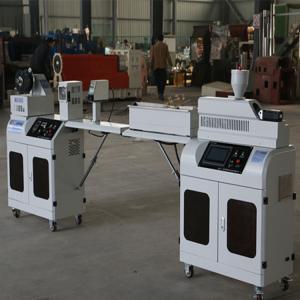 Best Lab Plastic Filament Extruder Machine , Desktop 3d Printer Filament Maker wholesale