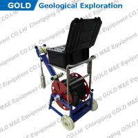Cheap Borehole Inspection Television Electric Rotating Underwater Well Camera for sale