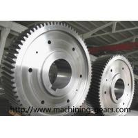 Quality Large Diameter Gears Construction Machinery Parts External Spur Gear wholesale