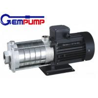 Best CHL light stainless steel Multistage High Pressure Pumps low noise wholesale