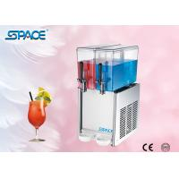 Best Rotating Type Hot And Cold Juice Drink Dispenser Double Bowl Automatic Control wholesale