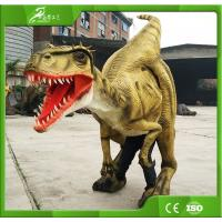 Best KAWAH Hot Sale Prop Artificial Life Like Walking Animatronics Dinosaur Suit wholesale