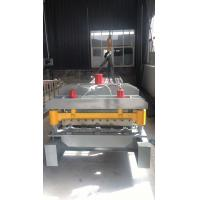 Best Metal Roof Tiles Manufacturing Machines With Ball Bearing Steel Roller wholesale