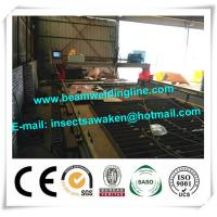 Quality CNC plasma flame cutting machine , CNC laser cutting machine for steel plate wholesale