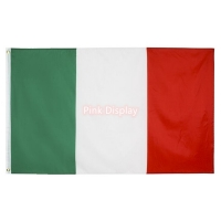 Best Silkscreen Rectangle Banner ODM Simple Country Flags wholesale