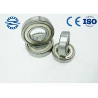 Best High Speed Single Row Ball Bearing , 6006 - 2RS1 Small Ball Bearings 30 × 55 × 13mm wholesale